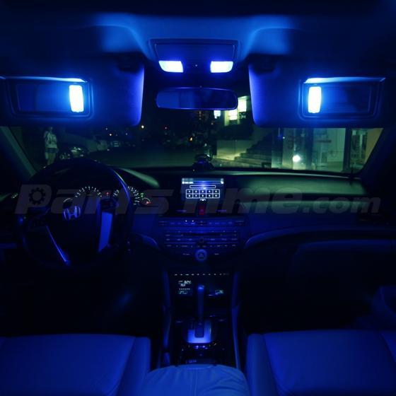 Set Of 5 Blue Interior Led Lights Set For 2004 2008 Ford F