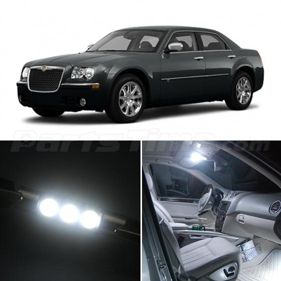15pcs Led Light Interior Bulb Package For Chrysler 300 300c 2009 2015