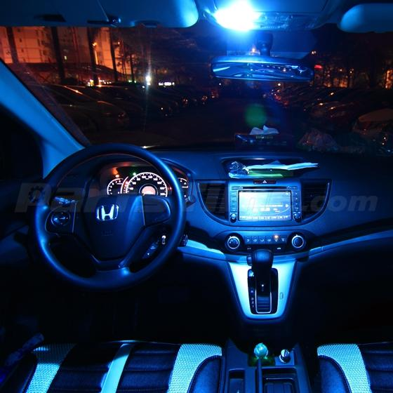 11x For 2005 2016 Ford F 250 F 350 F450 Ice Blue Led Bulb Interior Light Package Ebay