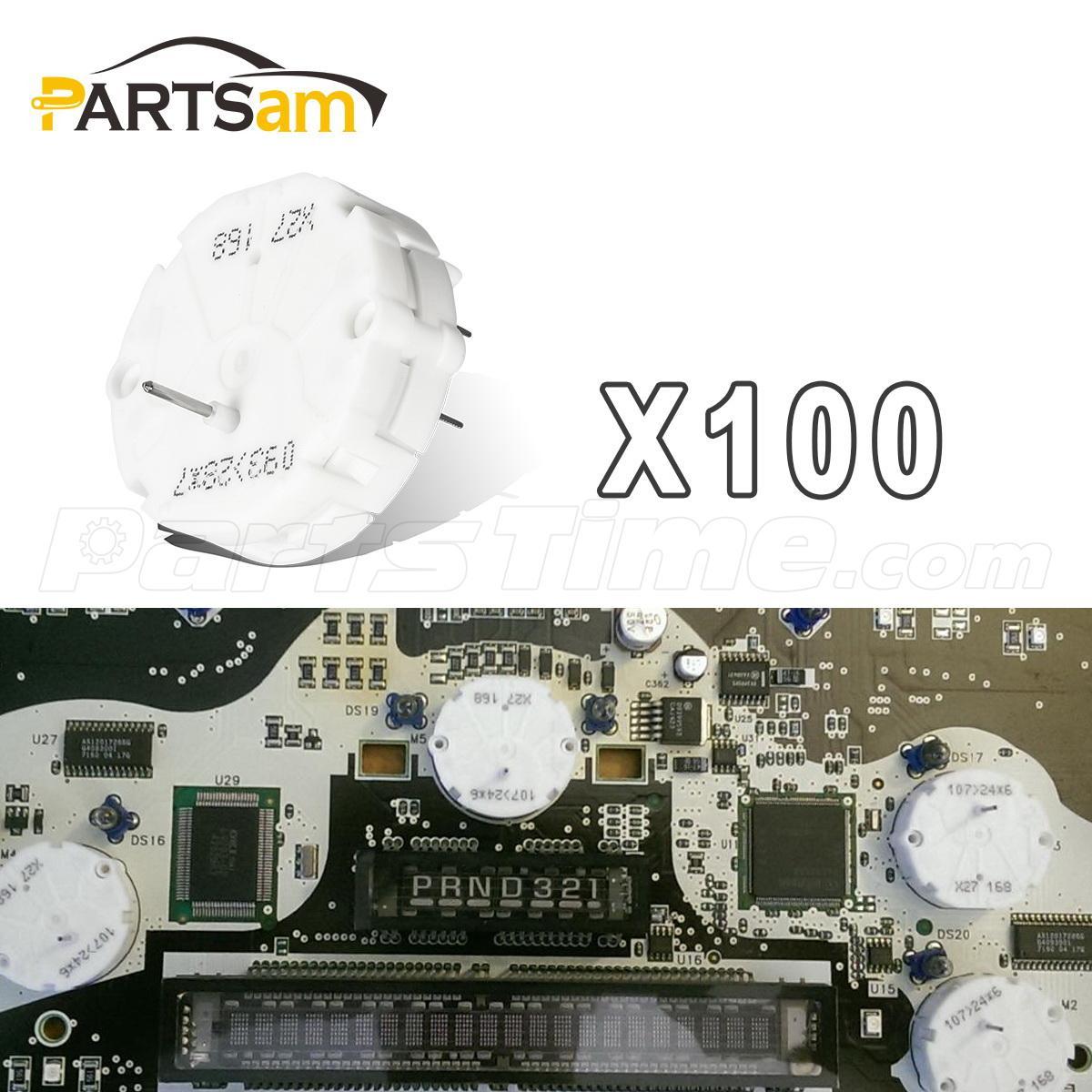 100x x27 168 stepper motors speedometer instrument cluster for 2004 silverado stepper motor