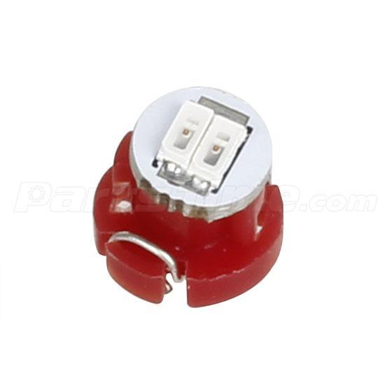 20x t3 neo wedge red led bulb ac climate flat top lights lamps 12v ebay. Black Bedroom Furniture Sets. Home Design Ideas
