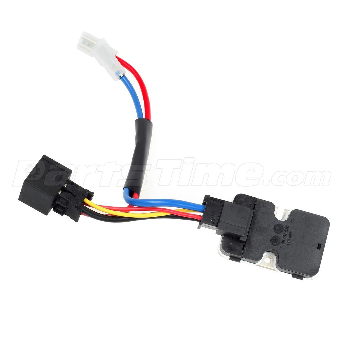 Hvac blower motor resistor for mercedes benz s500 320 420 for Ebay motors mercedes benz