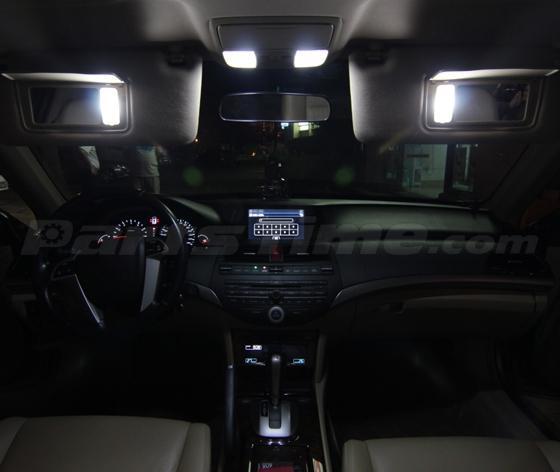 15x For 2009 2015 Chrysler 300 300c Interior Lights Package White Led Bulbs Ebay