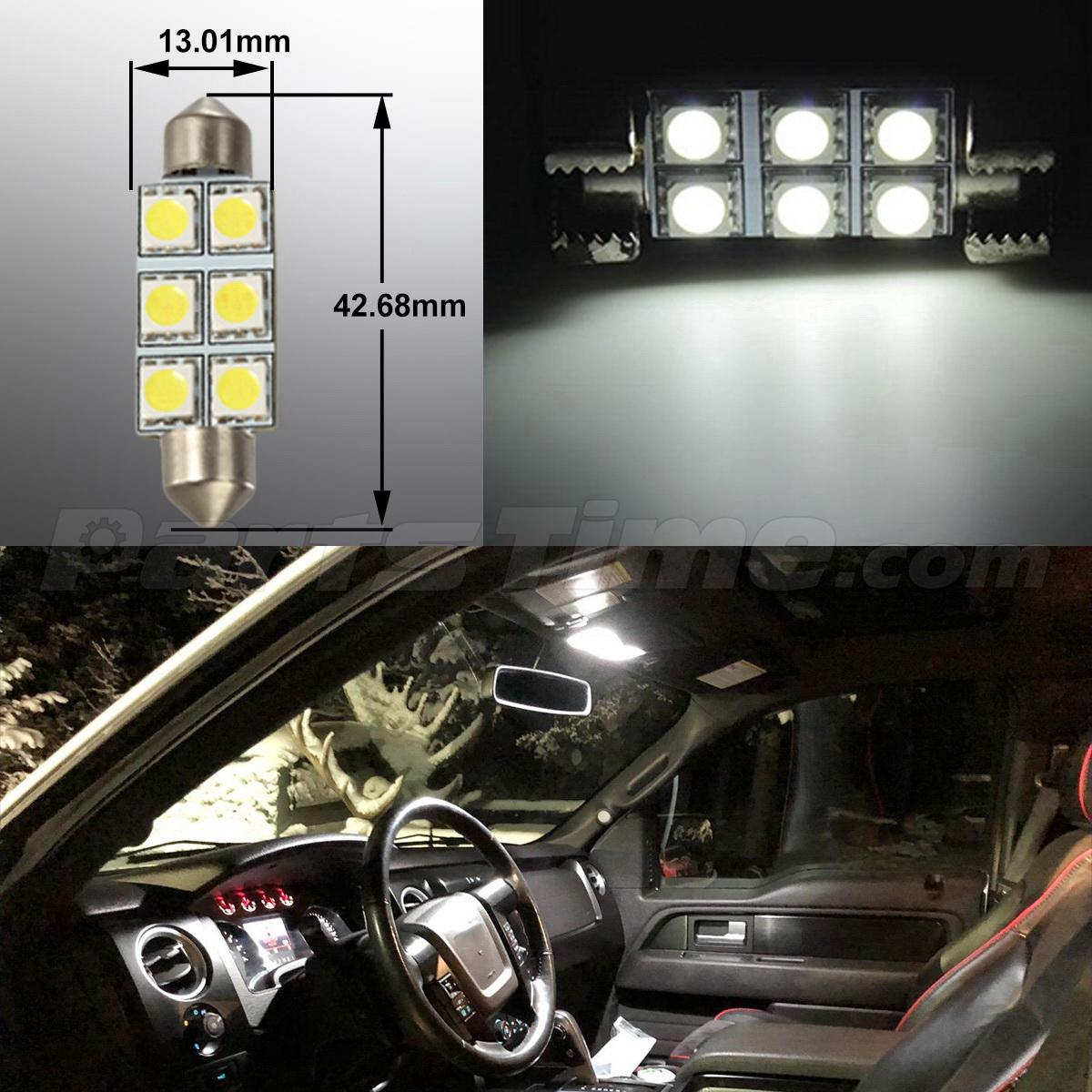 super bright led car interior lights package for ford f150 autos post. Black Bedroom Furniture Sets. Home Design Ideas