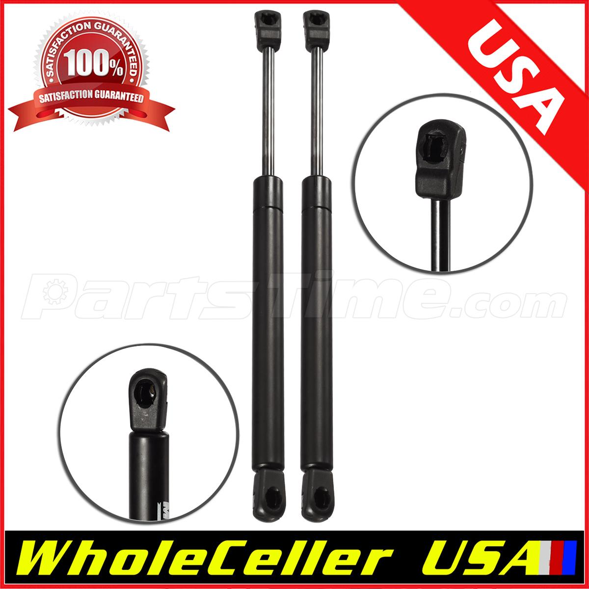 for 04 12 nissan titan hood lift supports shock strut prop. Black Bedroom Furniture Sets. Home Design Ideas