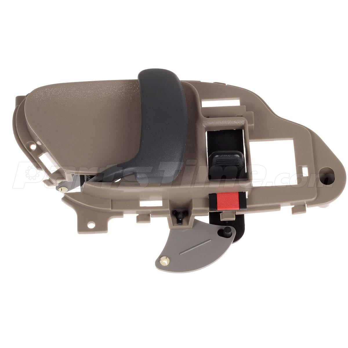 Set Of 4 For 1997 Chevy C2500 Suburban Beige Interior Inner Inside Door Handle
