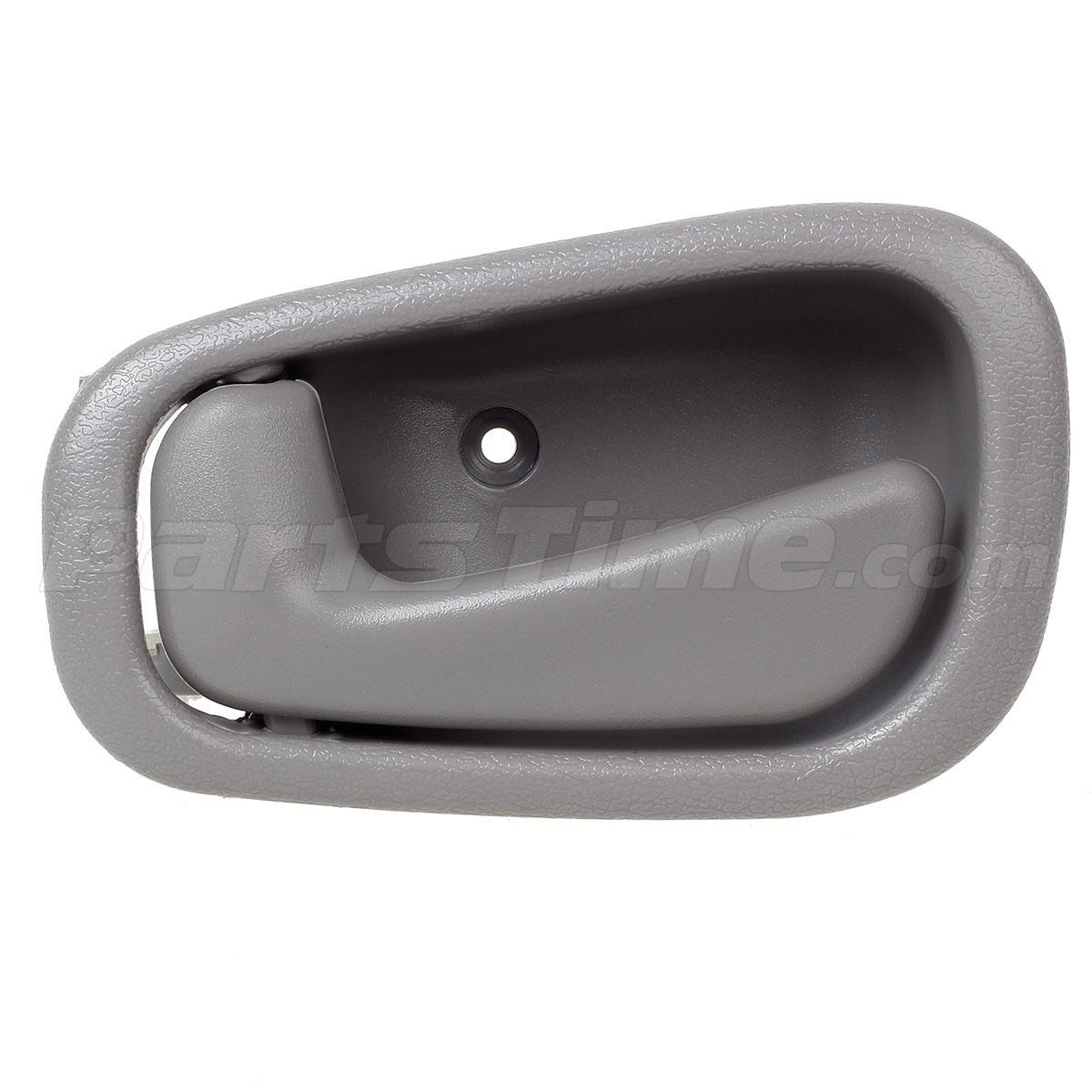 For 1998 2002 Toyota Corolla Gray Front Rear Interior Inside Inner Door Handle Ebay