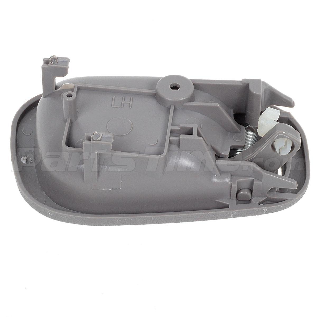 2002 Chevrolet Prizm Interior: For 1998-2002 CHEVROLET PRIZM Inner Gray Front/Rear Left