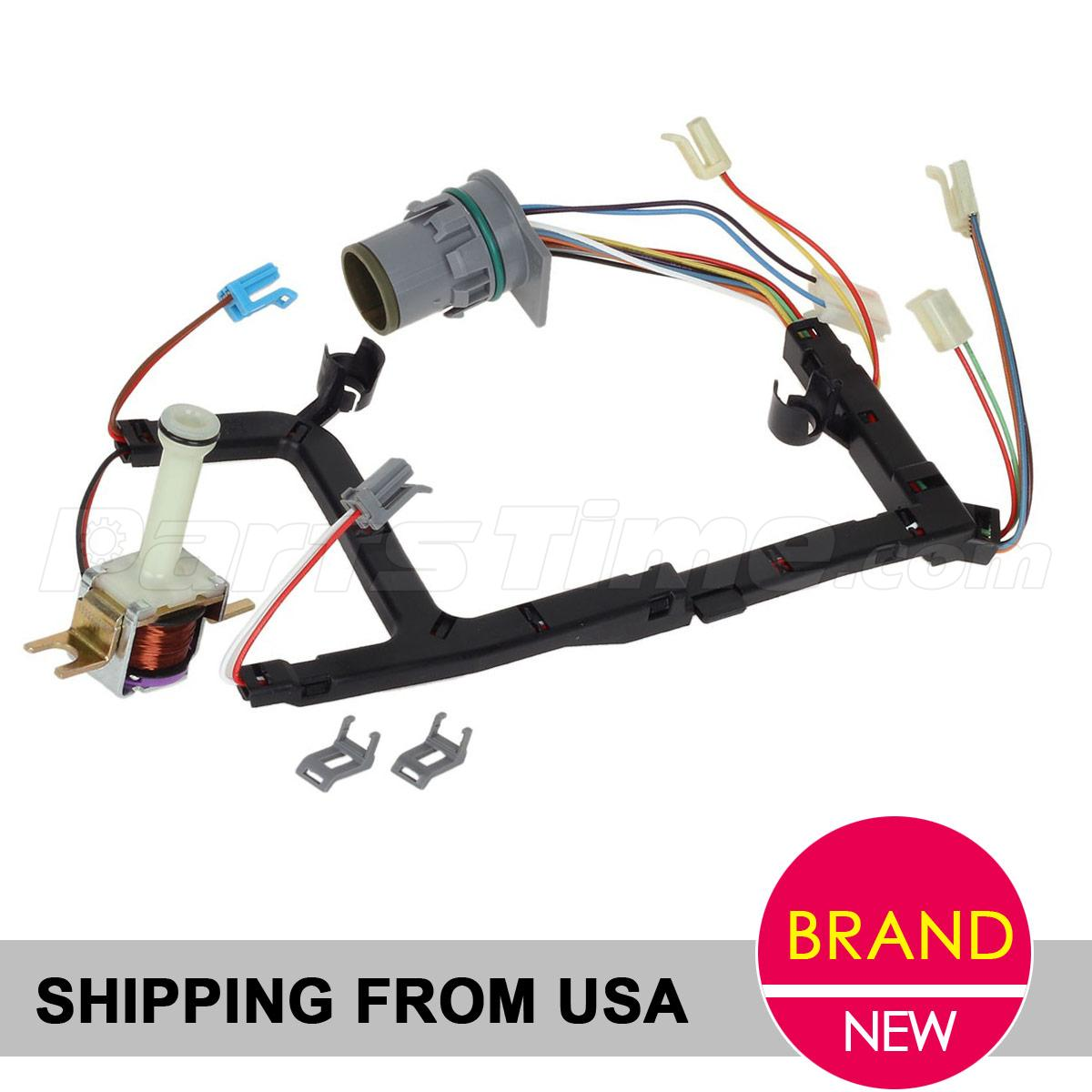 jeep transmission wiring 4l60e transmission internal wire harness with tcc lock up ... 2002 jeep transmission wiring harness