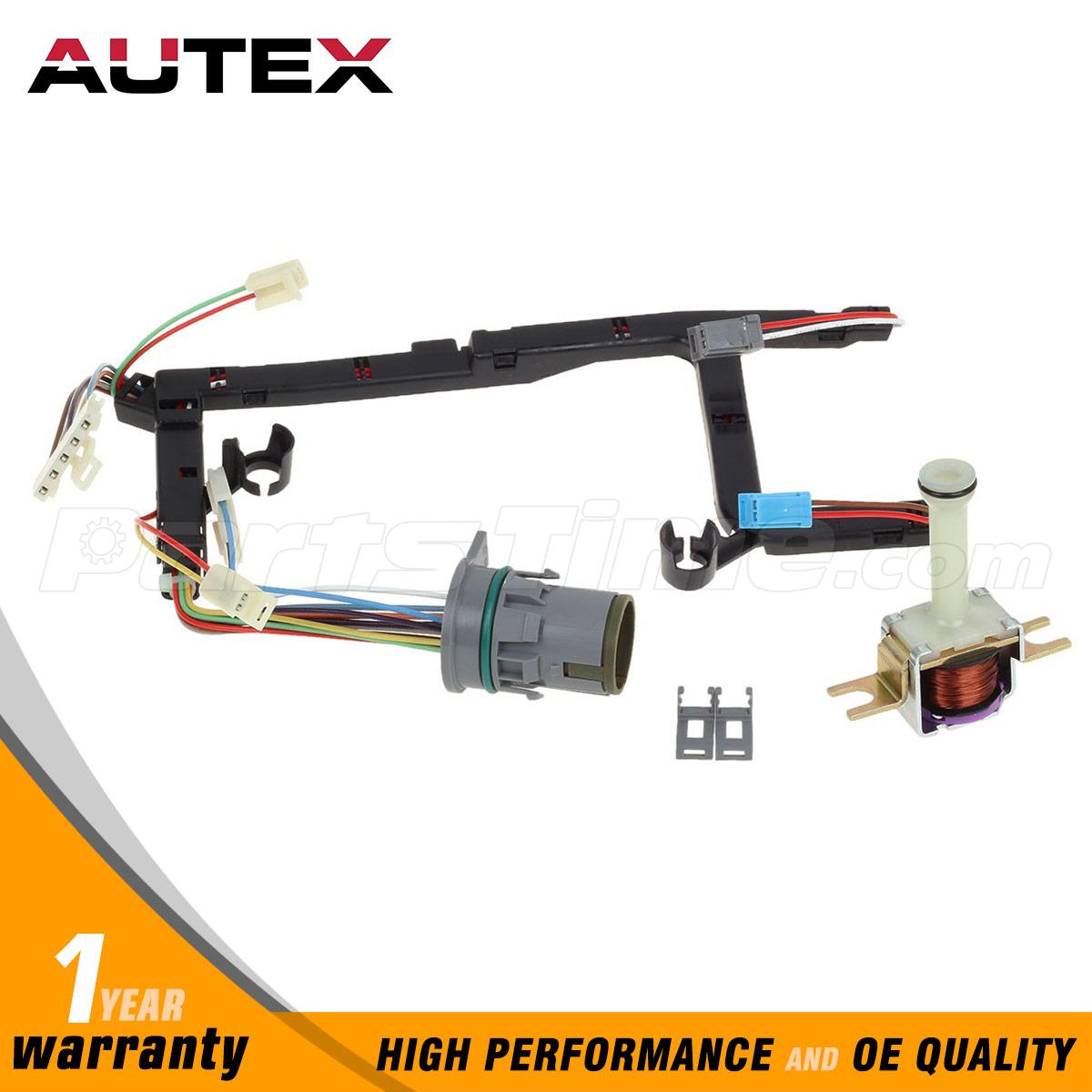 4l60e transmission wire harness with tcc lock up solenoid 1993 2002 ebay