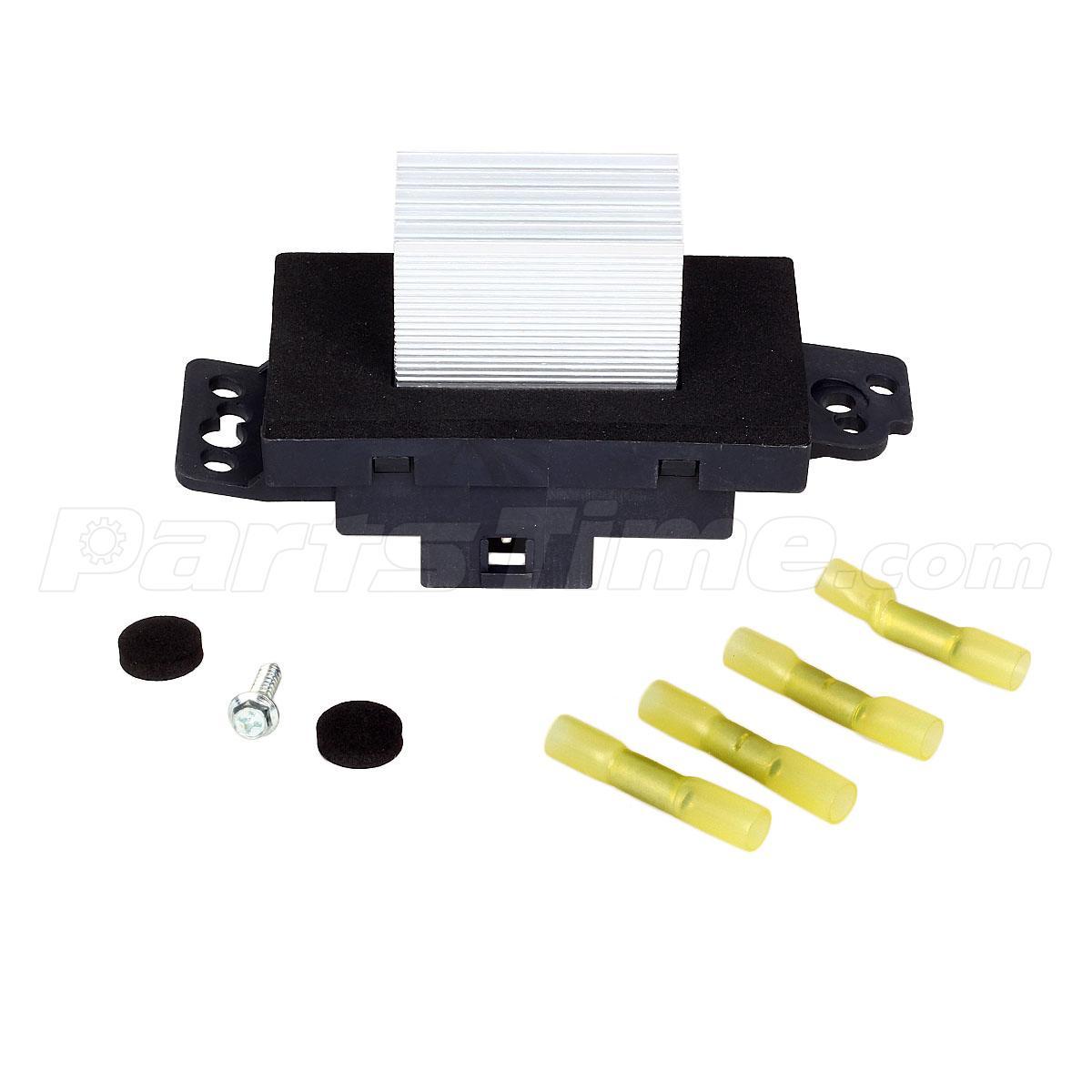 Chevy Impala Blower Motor Resistor: HVAC Blower Motor Resistor Regulator For 04-13 Chevrolet