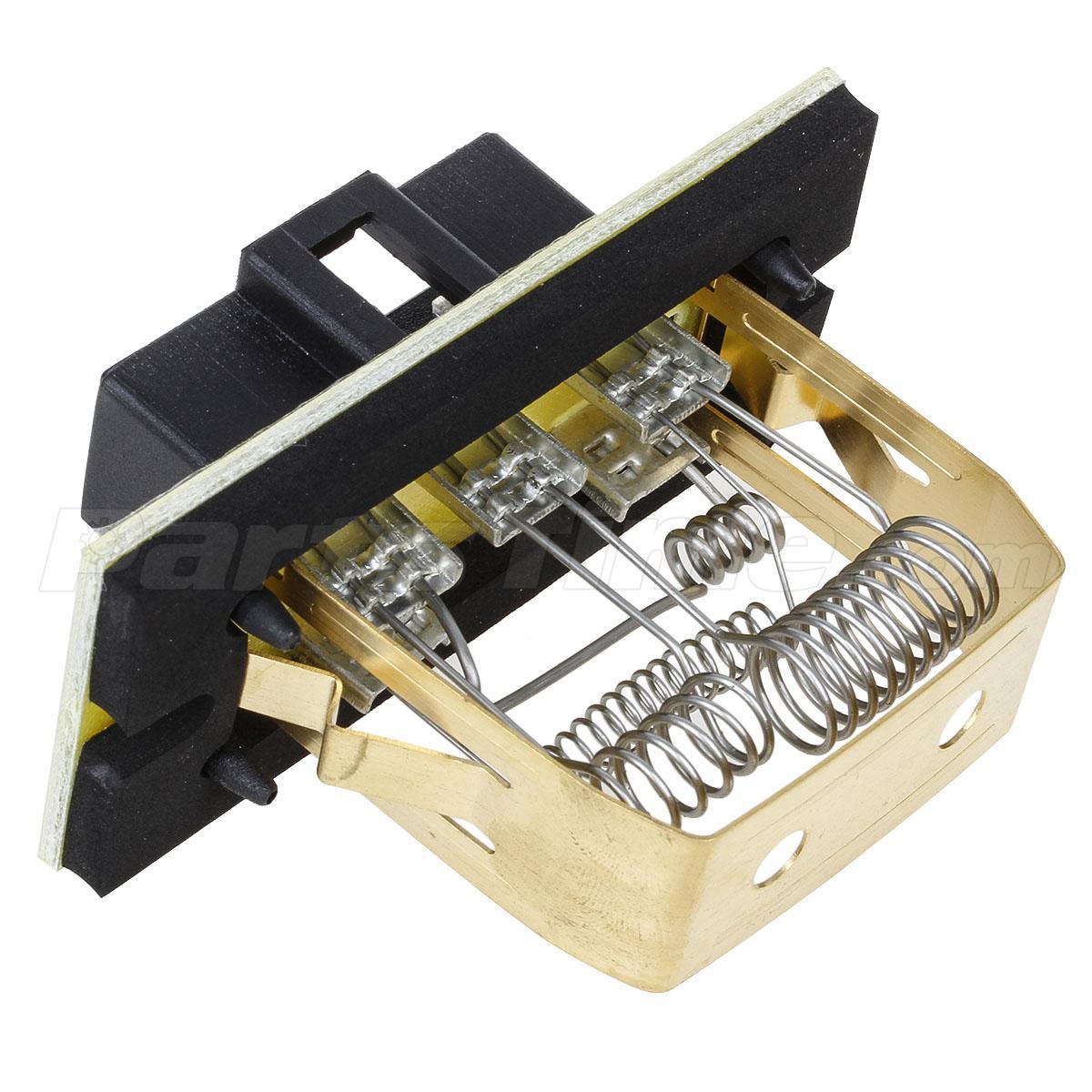 Manual hvac blower motor resistor for 96 00 chrysler town for What is a blower motor resistor