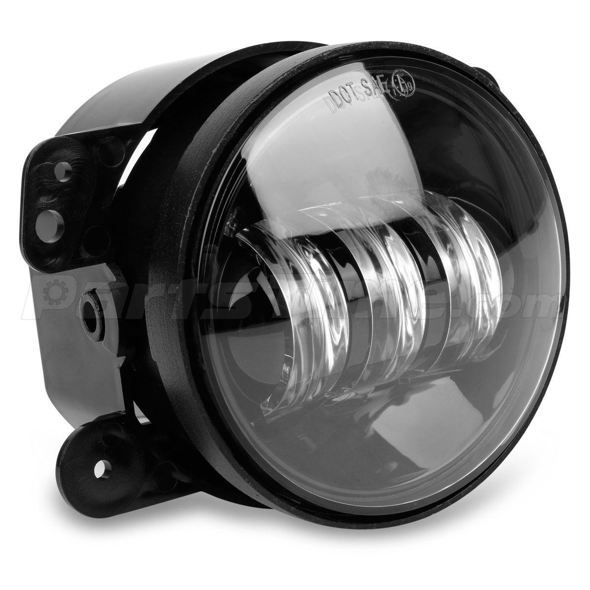 Kit led headlight 7 cree with 4 fog passing black light Jeep wrangler interior led light kit